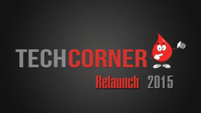 Techcorner Relaunch